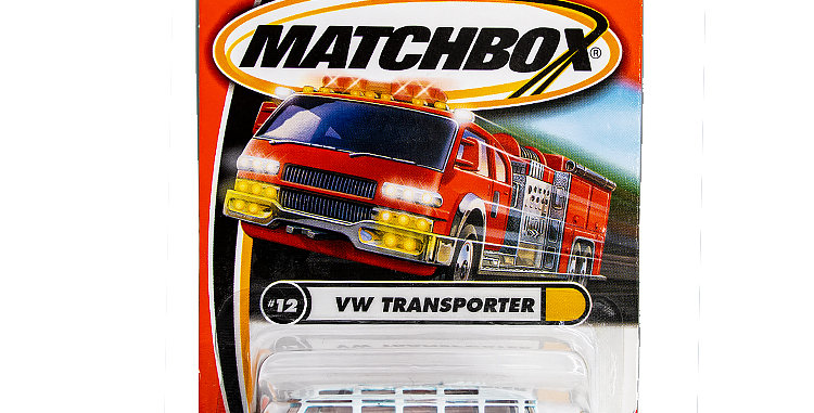 Matchbox Cars VW Transporter