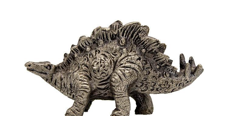 Figurine Stegosaurus Pewter