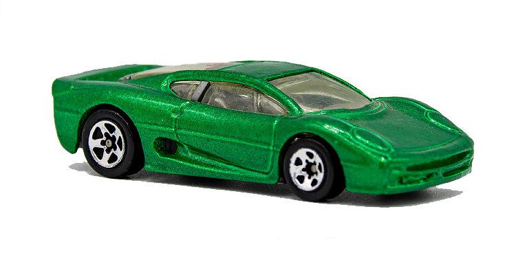 Hot Wheels Loose Green  Racer