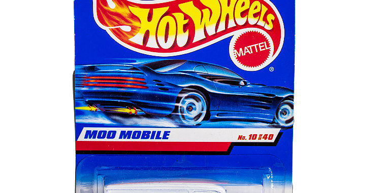 Hot Wheels  Moo Mobile