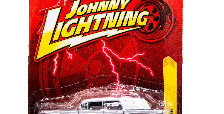 Johnny Lightning Car 1957 Chevy