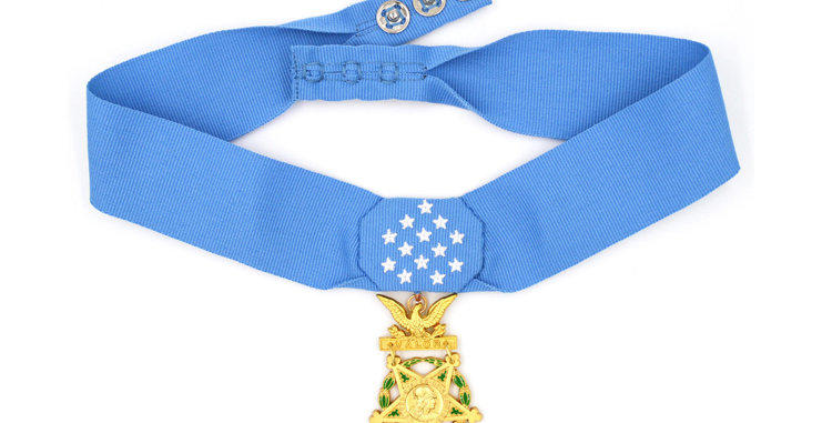 Museum Quality US Army Medal of Honor Replica.