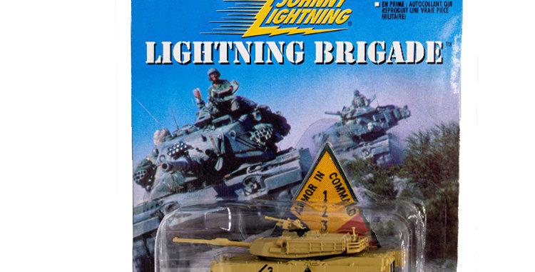 Johnny Lightning Lightning Brigade Tank