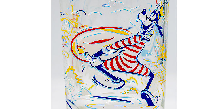 Disney Goofy Walt Disney World Cup Circa 1994