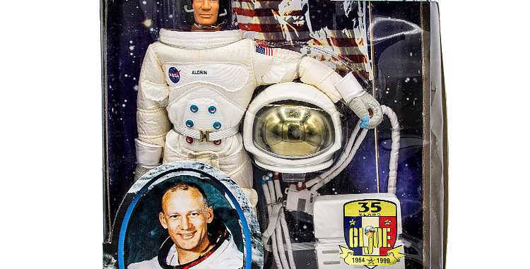GI Joe Classic 12 Inch  Buzz Aldrin