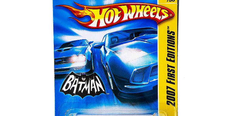 Hot Wheels Batmobile  Classic TV 2007 First Editions