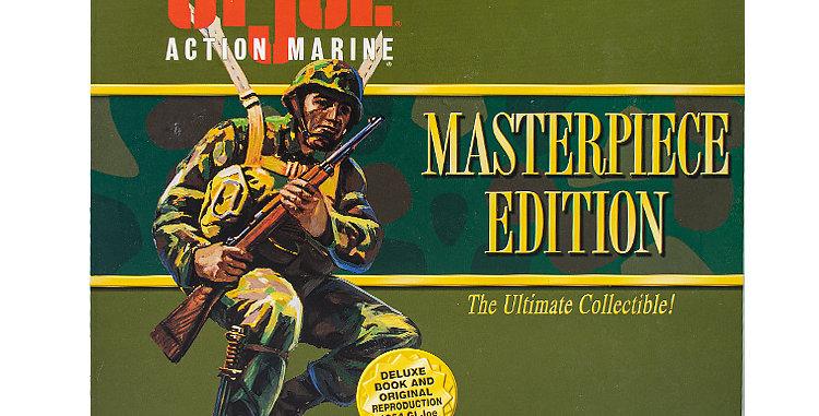 GI Joe Masterpiece Edition 12 Inch  Action Marine