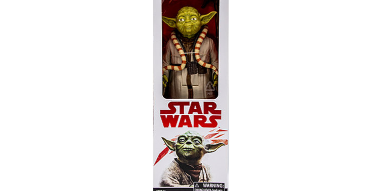 12 Inch Yoda