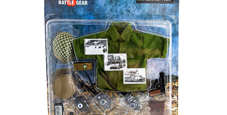GI Joe Modern US Military Photographer