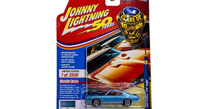 Johnny Lightning Muscle Cars USA 2016  #5 1971 Pontiac GTO