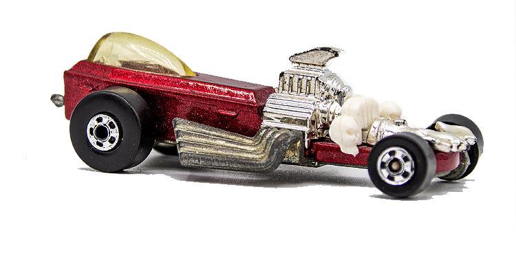 Johnny Lightning Car