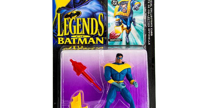 Legends of Batman Nightwing Action Figure