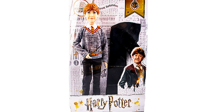 Ron Weasely 12 Inch Doll