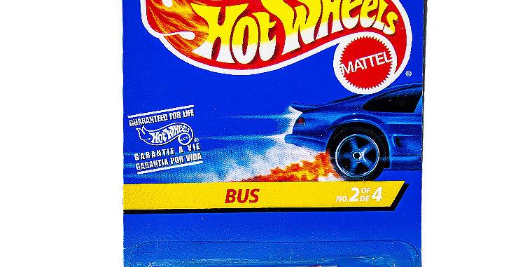 Hot Wheels  Bus