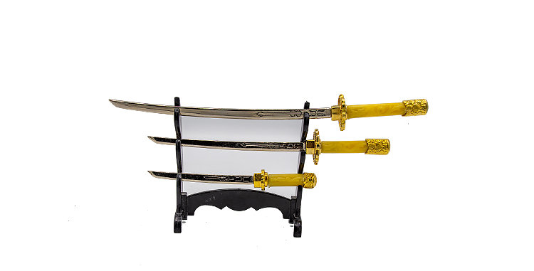 Samurai Sword 12 inch action figure size