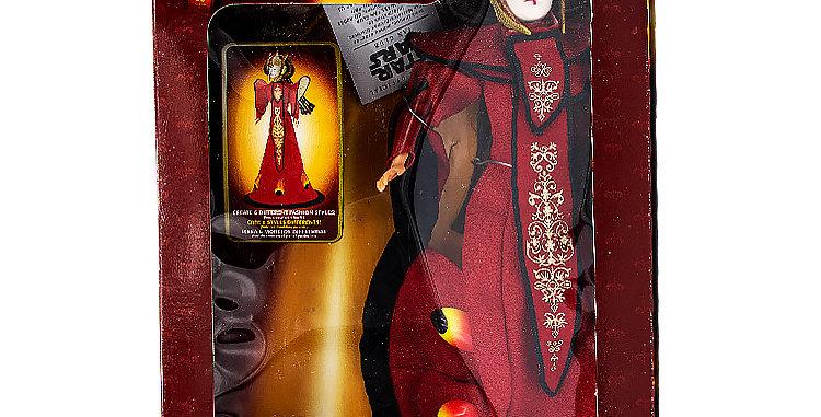 Star Wars 12 Inch Episode 1 Queen Amidala Doll