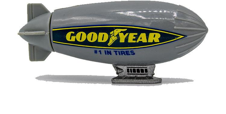 Hot Wheels Loose Good Year Blimp