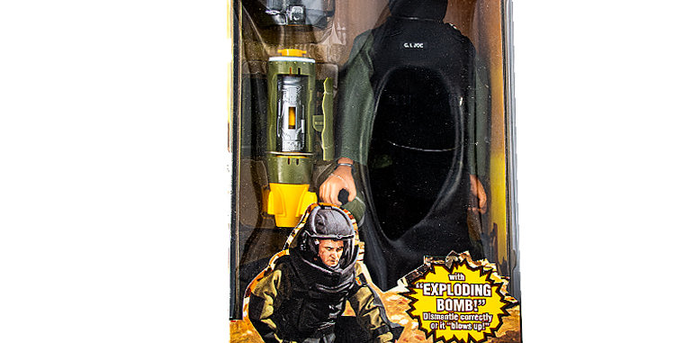 GI Joe 12 Inch Bomb Disposal