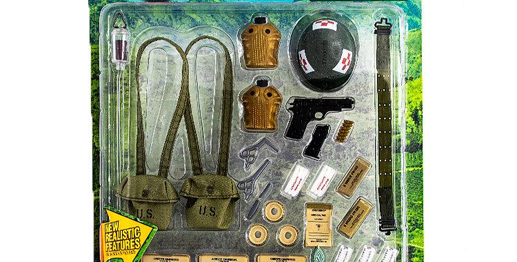 GI Joe Classic 12 Inch World War II Medic
