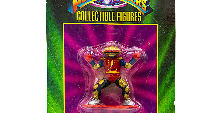 Fantasy Mighty Morphin Power Rangers Figurine