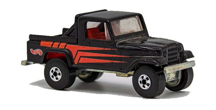 Hot Wheels Truck Loose