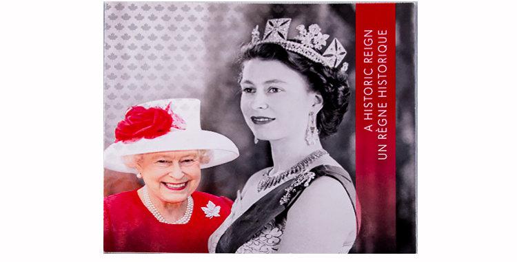 Stamp Canada Post to Commemorate Queen Elizabeth's Reign