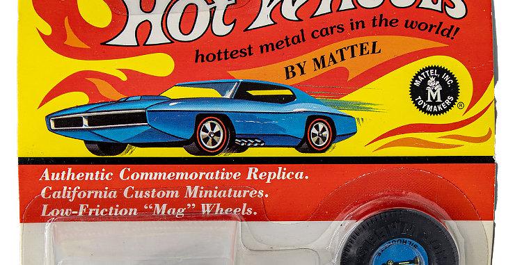 Hot Wheels 25 Anniversary Shilloette
