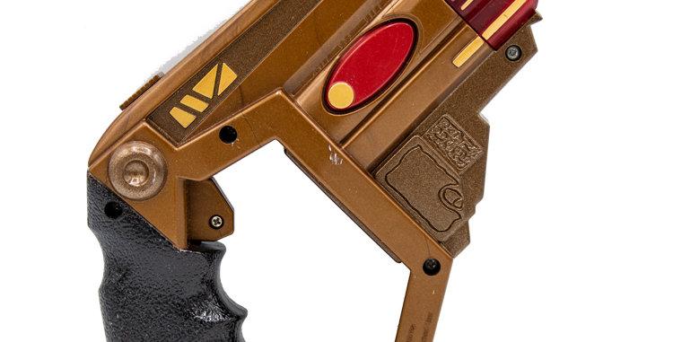 Star Trek Bajoran Phaser Playmates Loose Prop Toy
