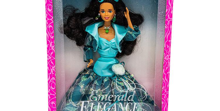 Barbie Emerald Elegance Hispanic