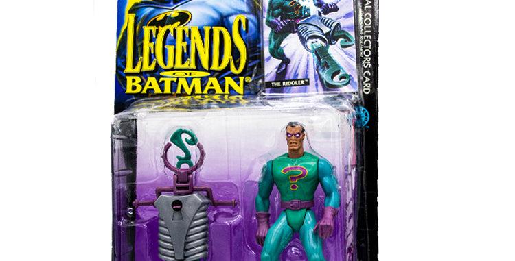 Batman Legends of Batman  The Riddler Action Figure