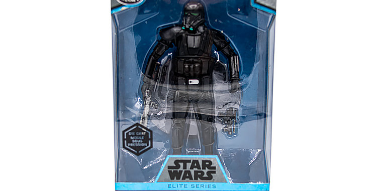 Elite Series Die Cast Imperial Deathtrooper