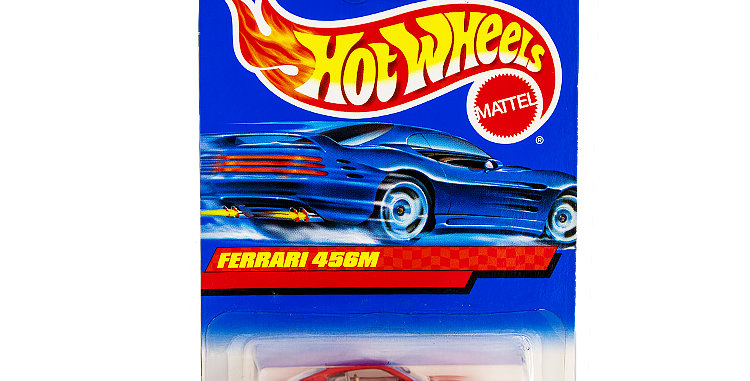 Hot Wheels Ferrari 456