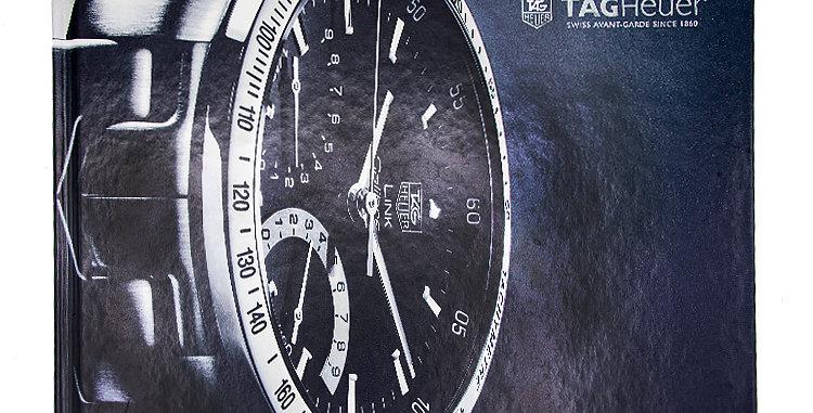 Retro Watches Tag Heuer Hard Cover Catalog circa 2010 Version B
