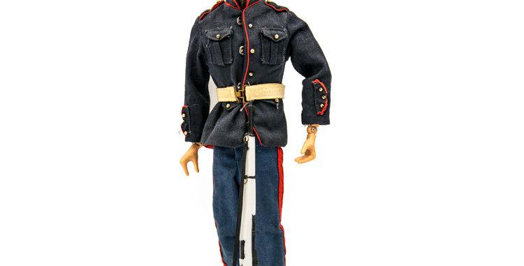 GI Joe Vintage Action Marine Dress Uniform