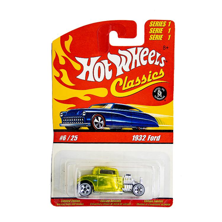 Hot Wheels Classics 32 Ford 1