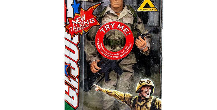 GI Joe 12 Inch Marine Squad Leader