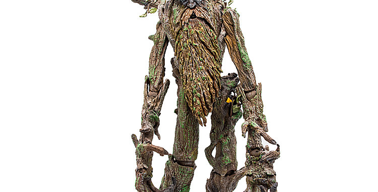 Fantasy Lord of the Rings Ent Loose Figure