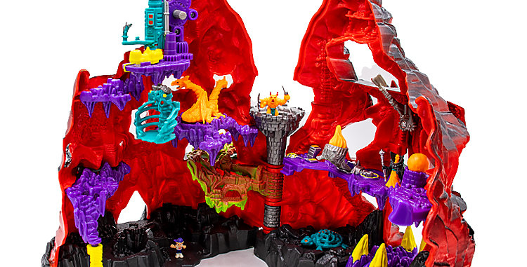Mighty Max Skull Mountain 100% Complete.