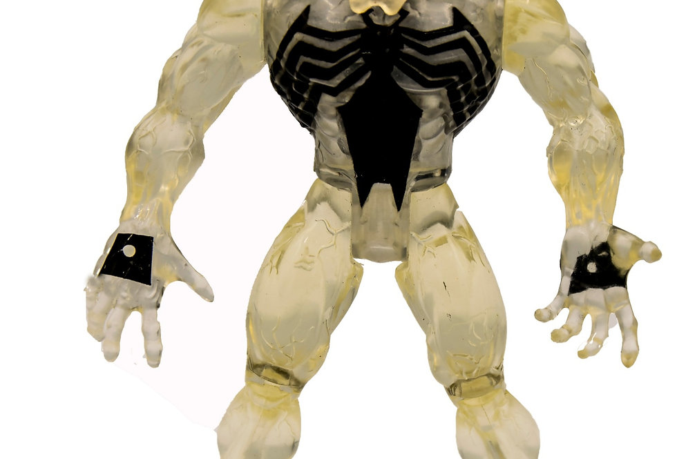 Marvel Clear Venom Loose
