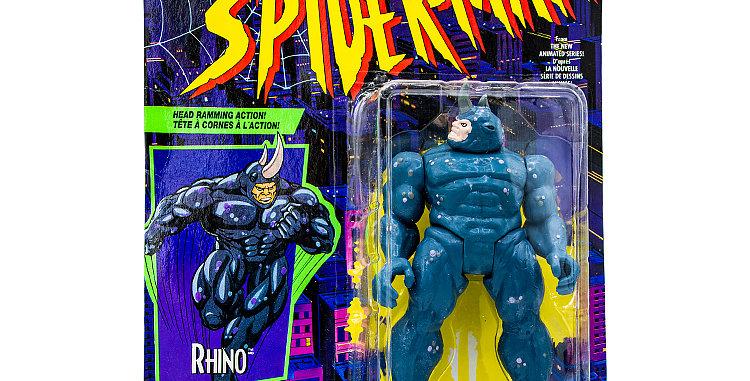 Marvel Spiderman Rhino
