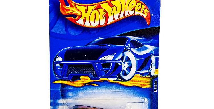 Hot Wheels Demon marked 2001