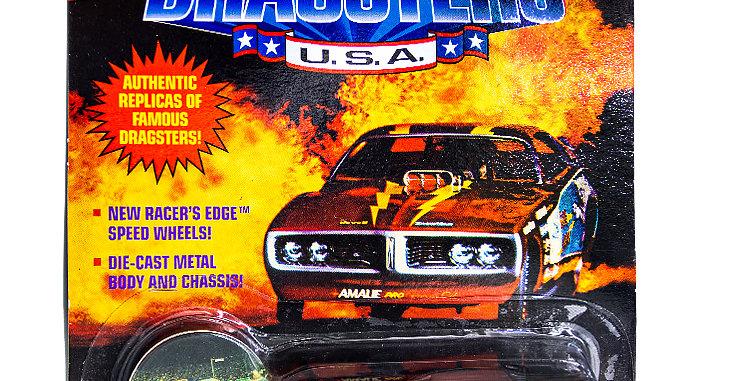 Johnny Lightning Car Dragsters USA Chi-Town Hustler