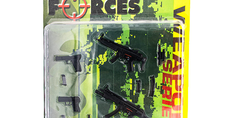 Armed Forces 12 Inch HK Weapons Series 1