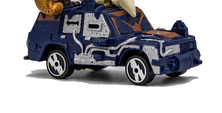 Hot Wheels Truck Loose