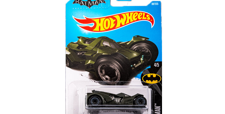 Hot Wheels Arkham Knight Batmoblie