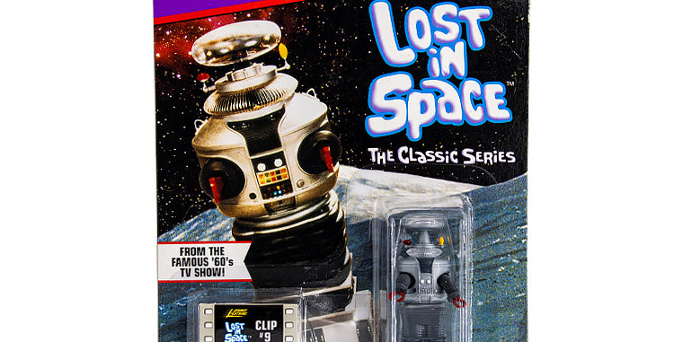 Johnny Lightning Lost in Space B9 Robot