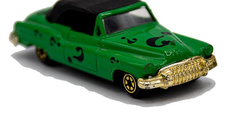 Batman Riddler Car Made by ERTL
