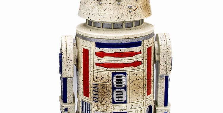 Star Wars 12 Inch R5-D4 Action Figure