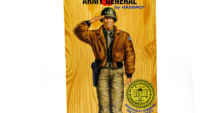 GI Joe 12 Inch Army General