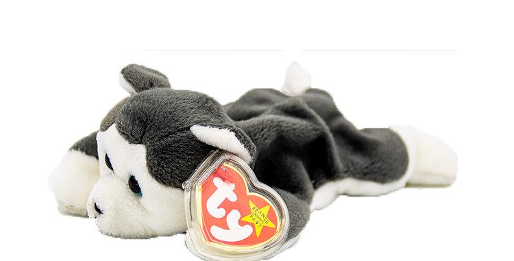 Beanie Babies  Nanook the Siberian Husky Dog  Beanie Baby